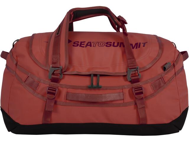 Sea to Summit Duffle Mochila/Bolsa 65L, red